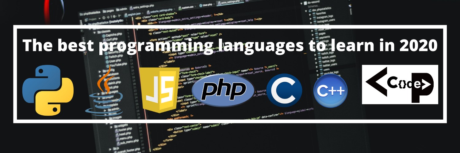 The Best Programming Languages To Learn in 2020