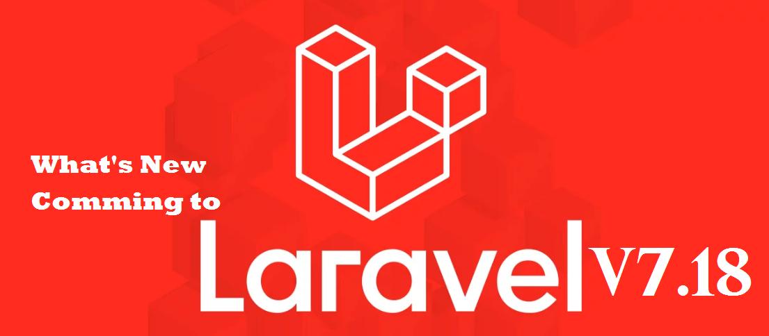 Laravel7.18